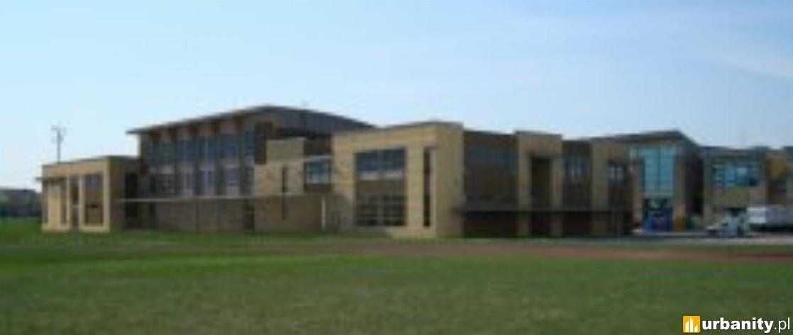 Miniaturka American School Of Warsaw, Szkoła Amerykańska