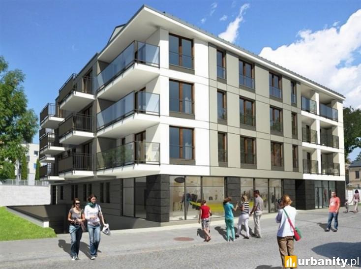 Miniaturka Apartamenty Centrum