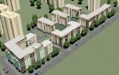 Centrum mieszkaniowo-usługowe I