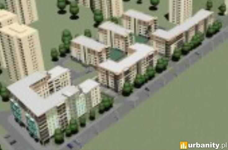 Miniaturka Centrum mieszkaniowo-usługowe I