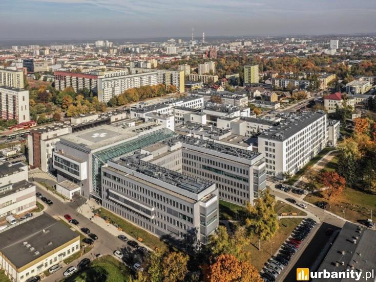 Miniaturka Centrum Psychiatrii Uniwersyteckiego Szpitala Klinicznego im. L. Zamenhoffa