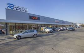 Centrum handlowe Retalia