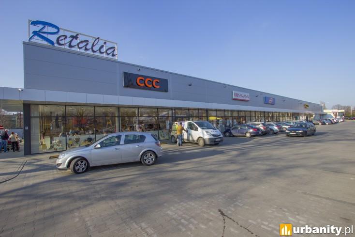 Miniaturka Centrum handlowe Retalia