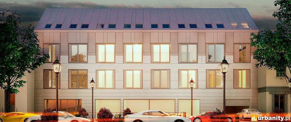 Miniaturka Foothills house Apartamenty Zamoyskiego 44