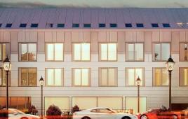 Foothills house Apartamenty Zamoyskiego 44