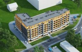 Bagry Park Apartamenty Inwestycyjne