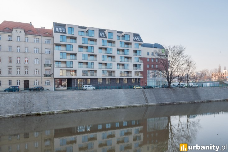 Miniaturka Apartamentowiec Zyndrama