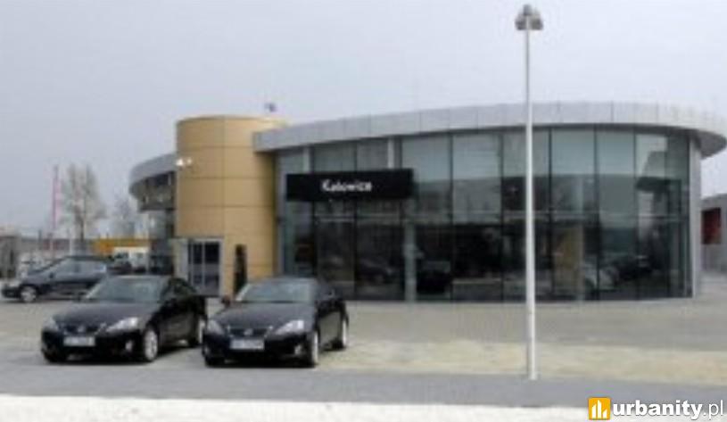 Miniaturka Salon Samochodowy Lexus