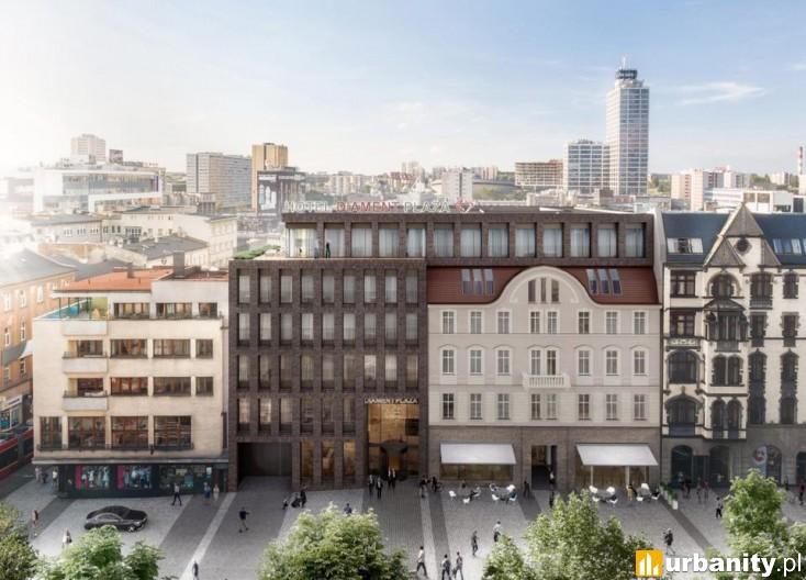 Miniaturka Hotel Diament Plaza Katowice