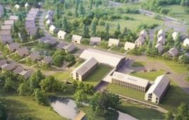 Kompleks hotelowo-mieszkaniowy Folwark Łochów