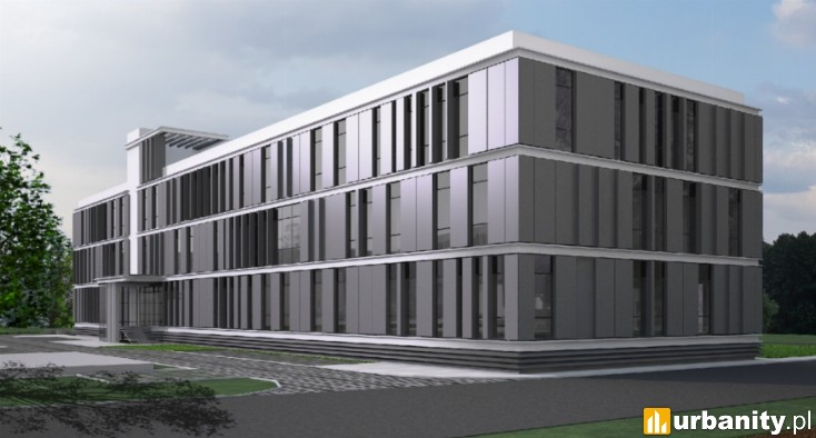 Miniaturka Budynek Wydziału Medycznego Collegium Medicum UKSW