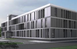 Budynek Wydziału Medycznego Collegium Medicum UKSW