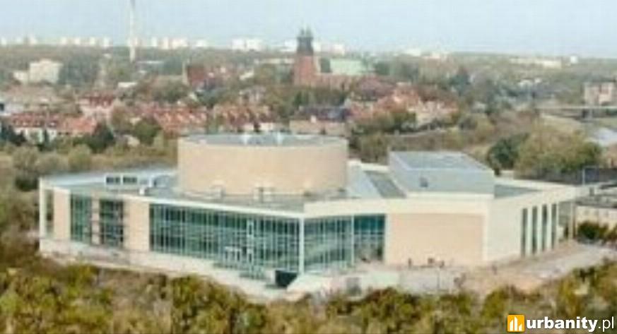Miniaturka Centrum Wykladowe Politechniki Poznańskiej