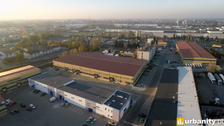 Miniaturka Techniczna Industrial Park