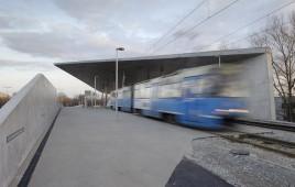 Węzeł przesiadkowy Wrocław Stadion
