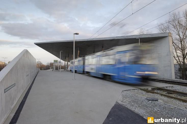 Miniaturka Węzeł przesiadkowy Wrocław Stadion