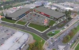 Retail Park Mieszka