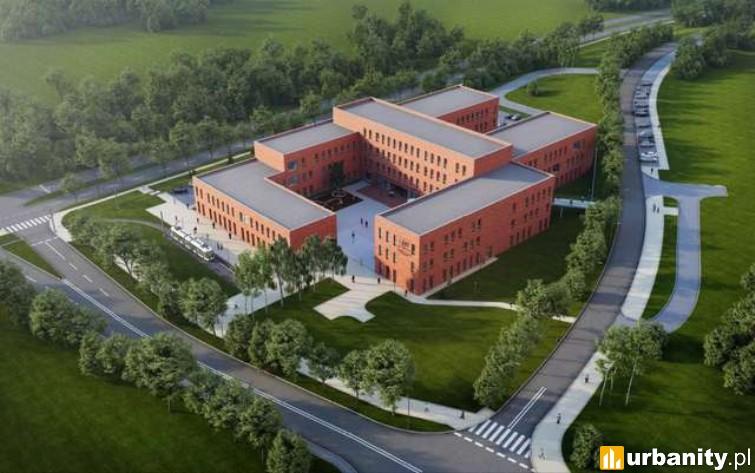 Miniaturka Wydział Prawa i Administracji oraz Wydział Nauk Społecznych