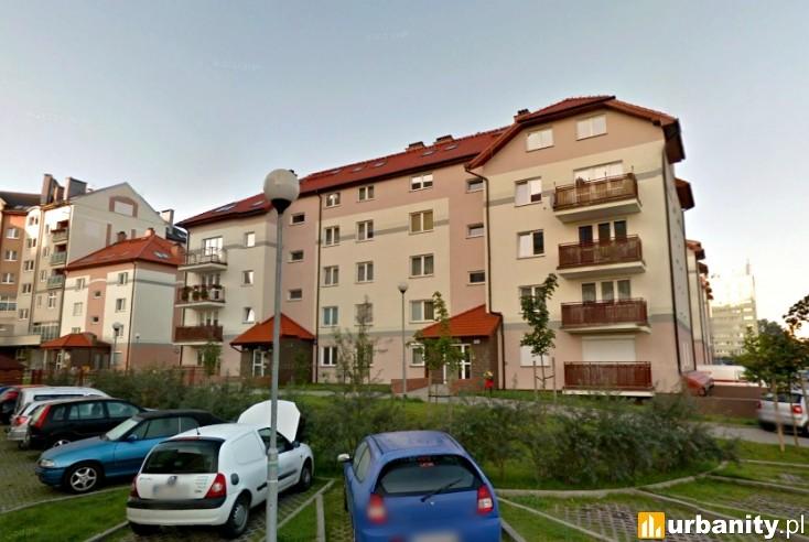 Miniaturka Kompleks mieszkaniowy Witkiewicza