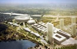 Nowa Zabudowa Okolic Stadionu Narodowego