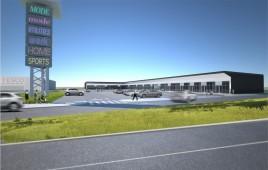 Retail Park Malbork