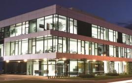 Nowatorskie Centrum Biurowo-Szkoleniowe Hager
