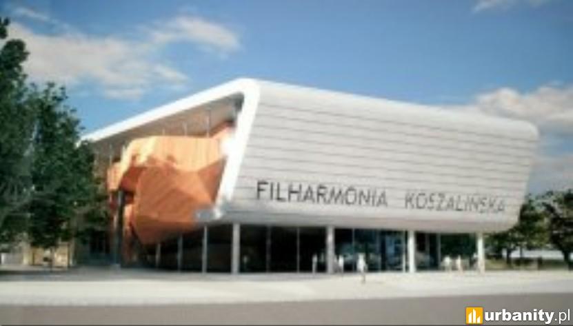 Miniaturka Filharmonia Koszalińska im. Stanisława Moniuszki