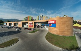 Retail Park Karpacka