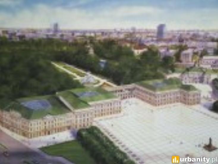 Miniaturka Pałac Saski