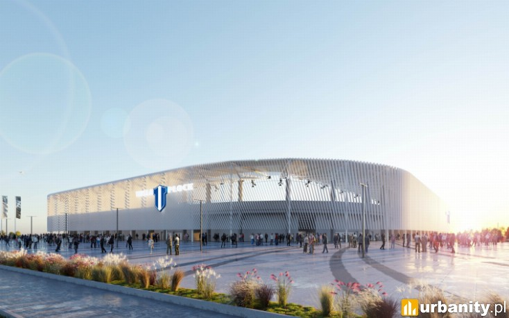 Miniaturka Nowy stadion Wisły Płock