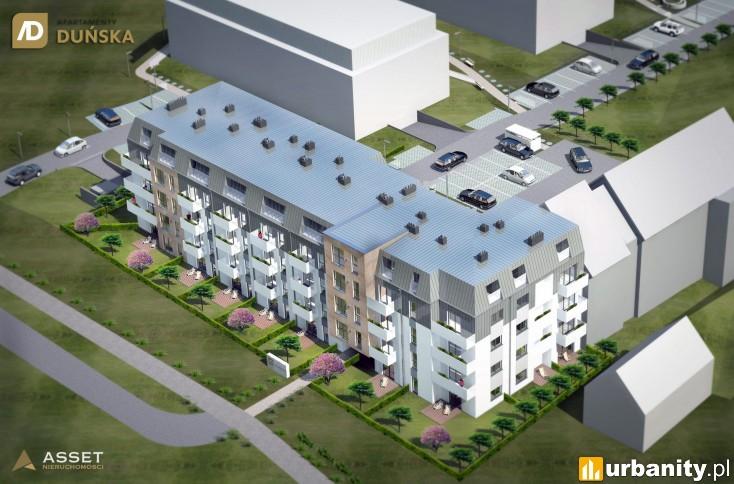 Miniaturka Apartamenty Duńska