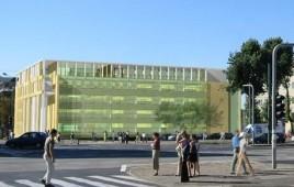 Nowy gmach Uniwersytetu Ekonomicznego