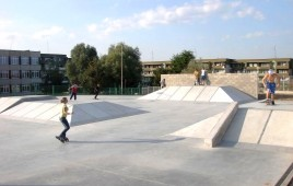 Skatepark Bukowe