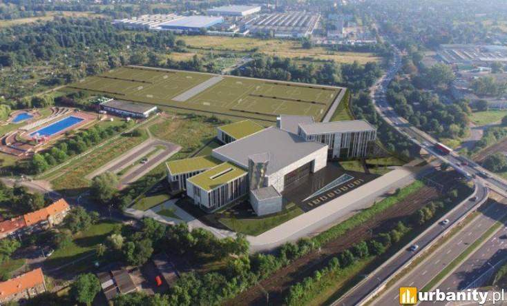 Miniaturka Centrum Sportowo-Rekreacyjne Ślęza Wrocław