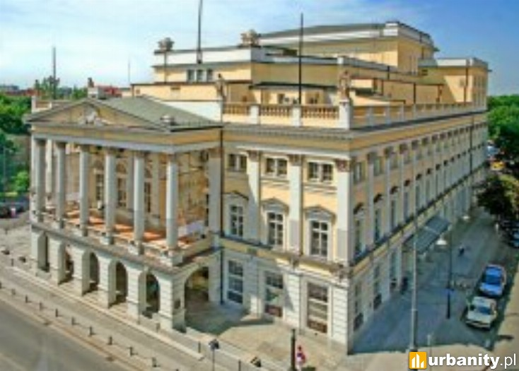 Miniaturka Opera Wrocławska