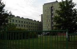 Zespół budynków SPSK nr 5 Śląskiego Uniwersytetu Medycznego