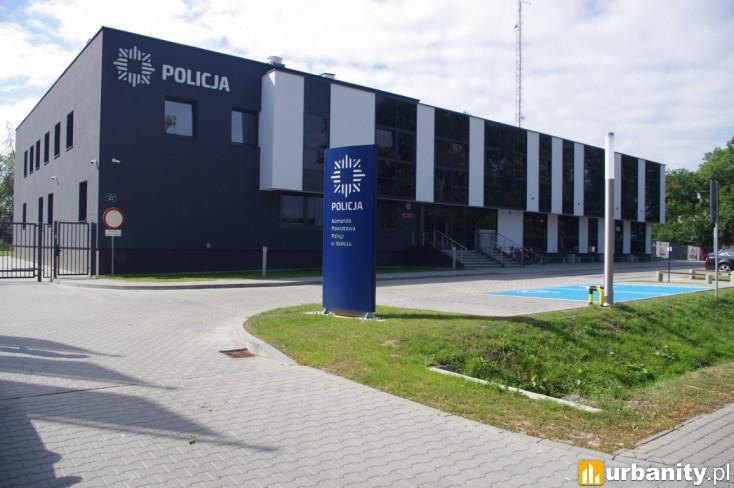 Miniaturka Komenda Powiatowa Policji