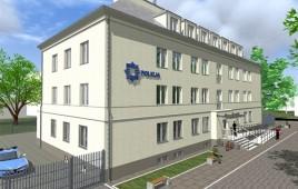 Komisariat Policji Warszawa Wilanów