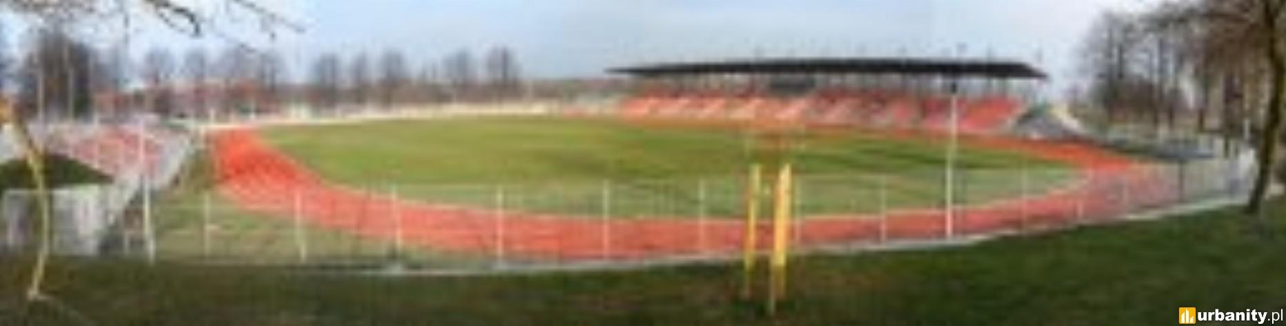 Miniaturka Stadion MZKS Chrobry Głogów