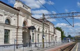 Dworzec kolejowy PKP