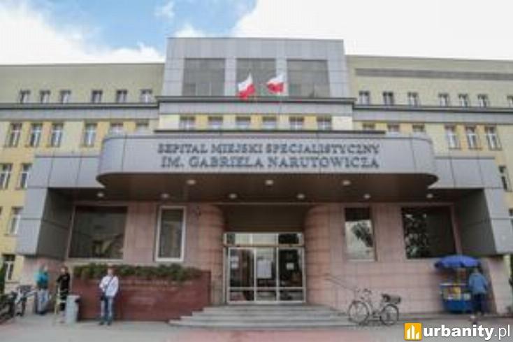 Miniaturka Specjalistyczny Miejski Szpital im. Gabriela Narutowicza