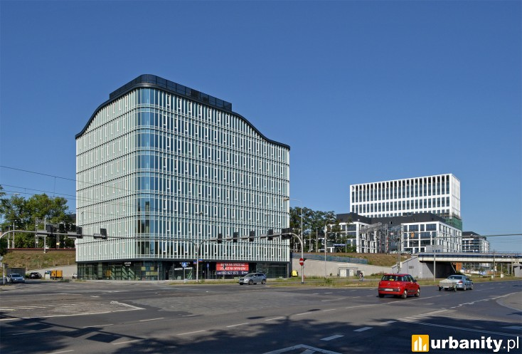 Miniaturka Biurowiec SQ Business Center