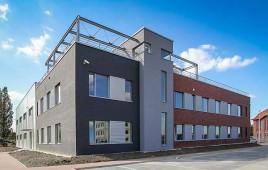 Budynek Biurowo-Warsztatowy Flytronic