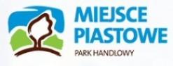 Logo Park Handlowy w Miejscu Piastowym k. Krosna