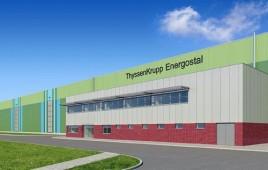 Kompleks logistyczny ThyssenKrupp