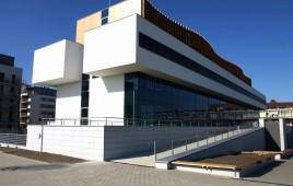 Budynek dydaktyczny AWF