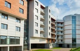 Apartamenty Powstańców Warszawy 18