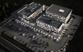 Budynek Wysokich Technologii IT i Centrum Projektowania Inżynierskiego