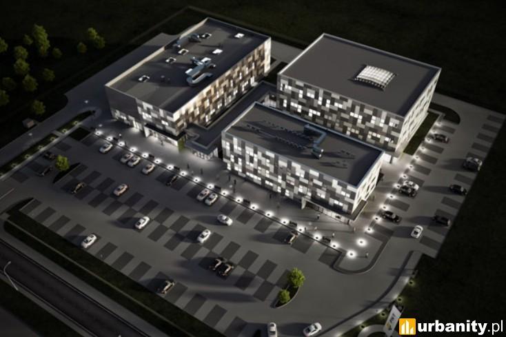 Miniaturka Budynek Wysokich Technologii IT i Centrum Projektowania Inżynierskiego