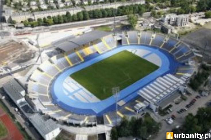 Miniaturka Stadion im. Zdzisława Krzyszkowiaka
